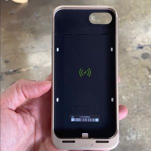 Mophie Juice Pack Air charging case for iphone7